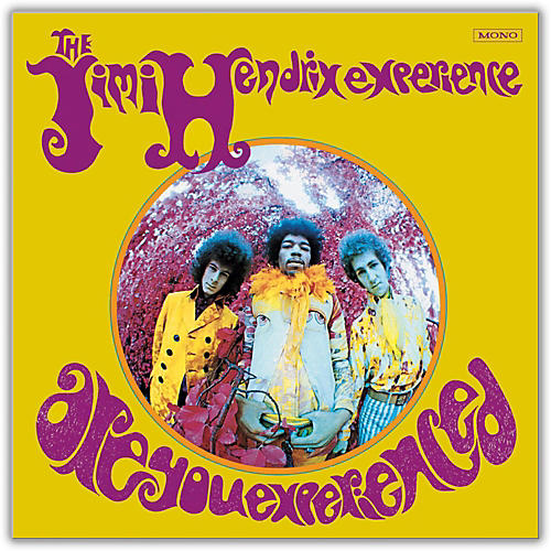 Sony The Jimi Hendrix Experience - Are You Experienced Vinyl LP