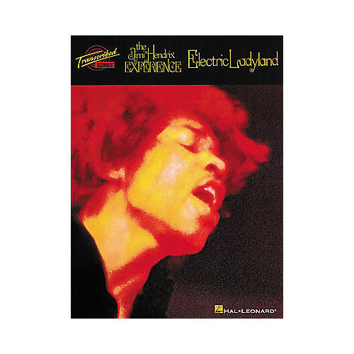 Hal Leonard The Jimi Hendrix Experience - Electric Ladyland Transcribed Score Book-thumbnail