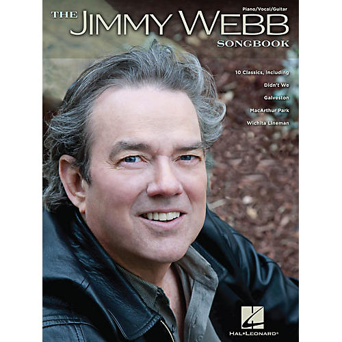 Hal Leonard The Jimmy Webb Songbook - Piano/Vocal/Guitar Composer Collection-thumbnail