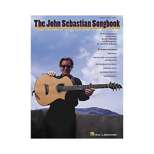 Hal Leonard The John Sebastian Piano/Vocal/Guitar Artist Songbook-thumbnail