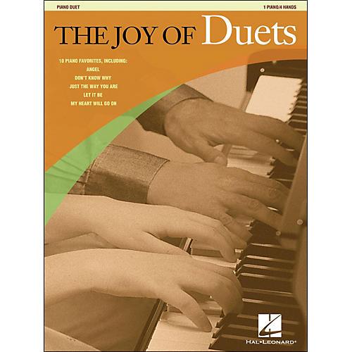 Hal Leonard The Joy Of Duets 1 Piano, 4 Hands Piano Duet-thumbnail