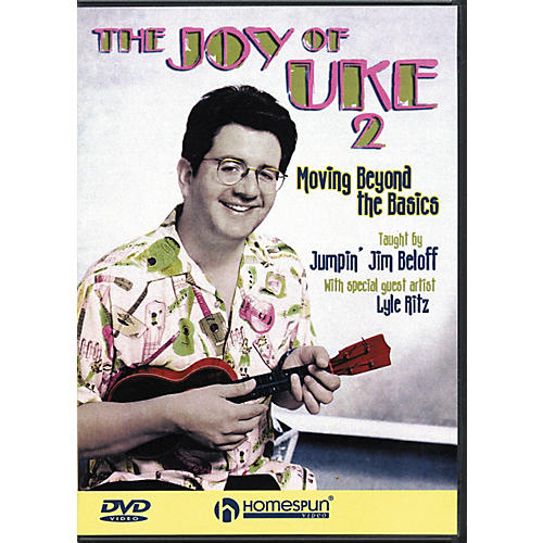 Homespun The Joy of Uke Volume 2 DVD