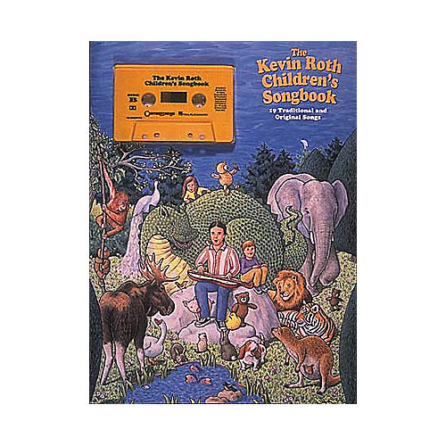 Centerstream Publishing The Kevin Roth Children's Songbook with Cassette