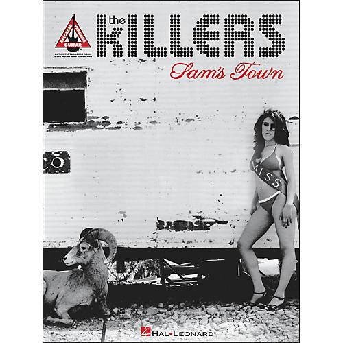 Hal Leonard The Killers - Sam's Town Tab Book