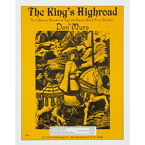 Magnamusic The Kings Highroad Economy Pack- 10 Scores-thumbnail