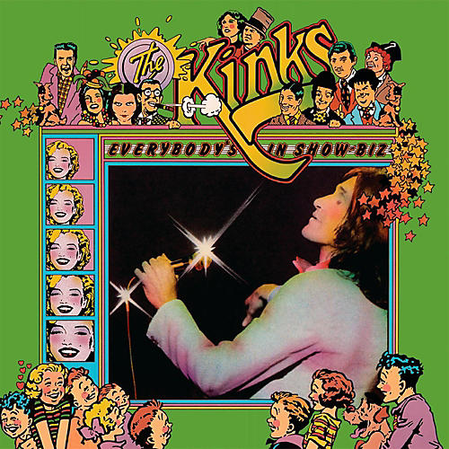 Sony The Kinks - Everybody's In Show-Biz