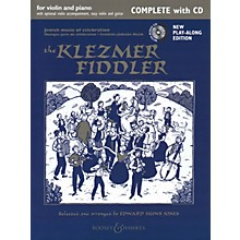 Boosey and Hawkes The Klezmer Fiddler Fiddle Series Softcover with CD