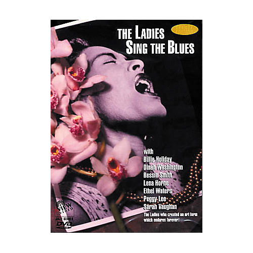 Hal Leonard The Ladies Sing the Blues - DVD