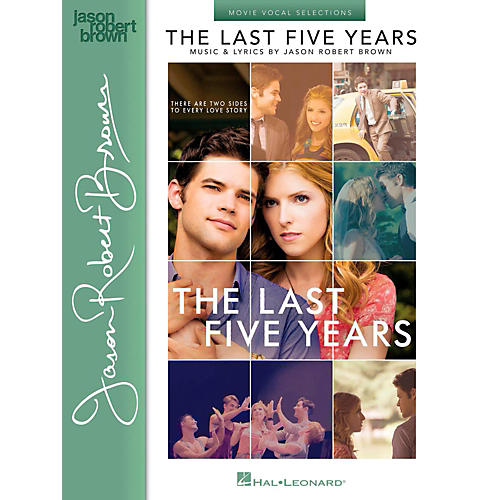 Hal Leonard The Last 5 Years - Movie Selections