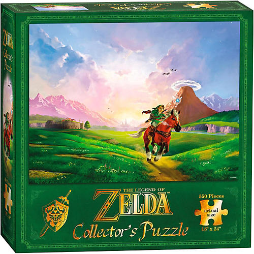 USAOPOLY The Legend of Zelda Links Ride Puzzle-thumbnail