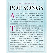 Music Sales The Library Of Pop Songs Piano/Vocal/Guitar