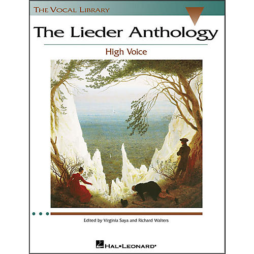 Hal Leonard The Lieder Anthology - The Vocal Library for High Voice-thumbnail