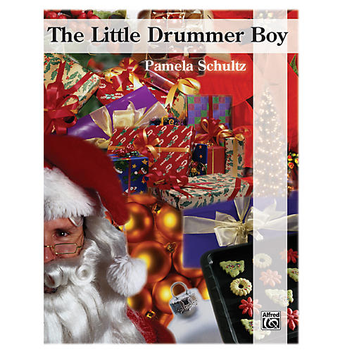 Alfred The Little Drummer Boy Big Note Piano-thumbnail