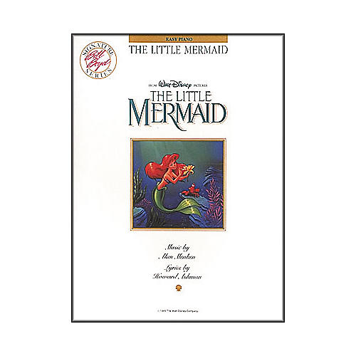 Hal Leonard The Little Mermaid For Easy Piano by Bill Boyd-thumbnail