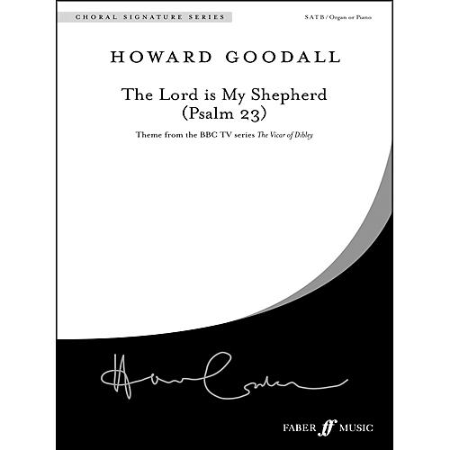 Alfred The Lord Is My Shepherd (Psalm 23) SATB Choral Octavo-thumbnail
