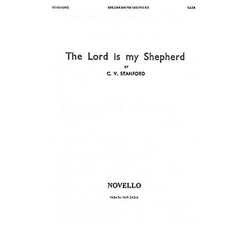 Novello The Lord Is My Shepherd SATB Composed by Franz Schubert