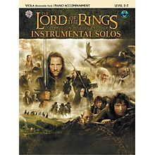 Alfred The Lord of the Rings Instrumental Solos for Strings Viola Book (with Piano Acc.) & CD