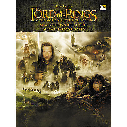 Alfred The Lord of the Rings for Easy Piano-thumbnail