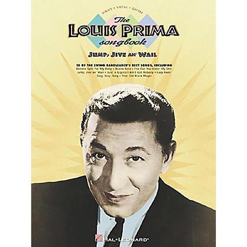 Hal Leonard The Louis Prima Piano, Vocal, Guitar Songbook-thumbnail