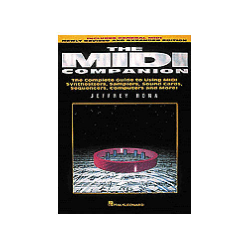 Hal Leonard The MIDI Companion Book-thumbnail