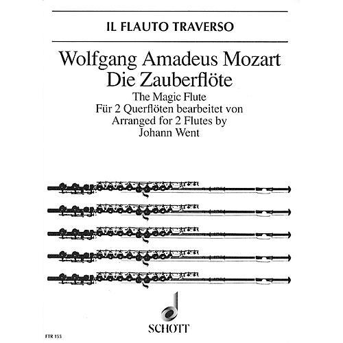 Schott The Magic Flute Schott Series