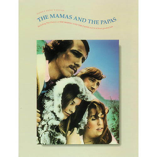 Hal Leonard The Mamas and the Papas Book