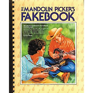 Music Sales The Mandolin Pickers Fakebook Music Sales America Series Softc... by Music Sales