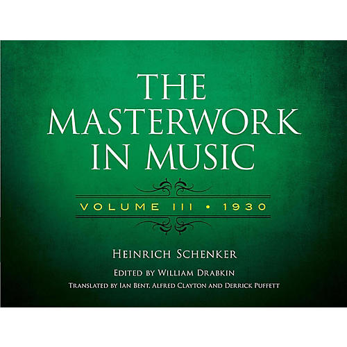 Alfred The Masterwork in Music, Volume III 1930 - Volume III 1930-thumbnail