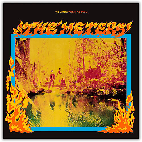WEA The Meters - Fire On the Bayou Vinyl LP-thumbnail