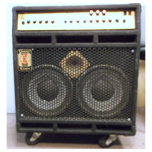 Eden The Metro Tube Bass Combo Amp