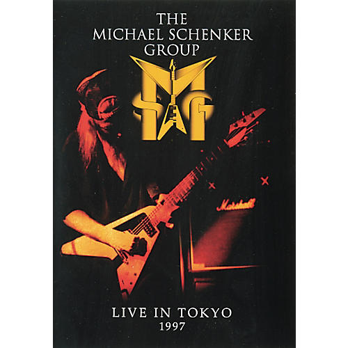 Music Sales The Michael Schenker Group - Live in Tokyo '97 DVD-thumbnail