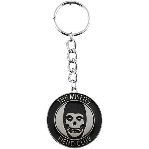 C&D Visionary The Misfits Metal Keychain-thumbnail