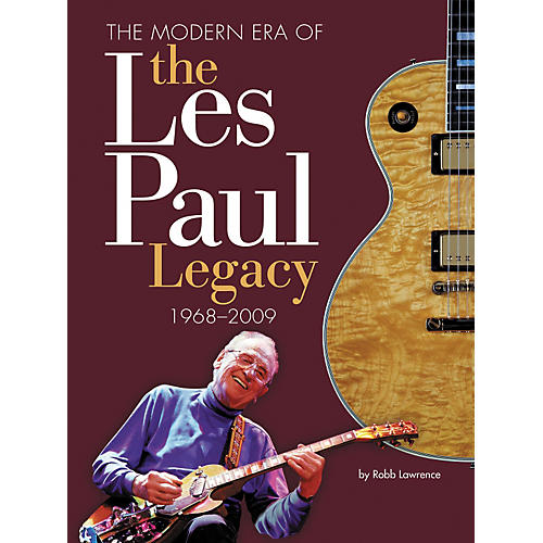 Hal Leonard The Modern Era Of The Les Paul Legacy 1968-2009 Deluxe Book-thumbnail
