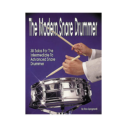 Hal Leonard The Modern Snare Drummer Book-thumbnail