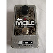 Electro-Harmonix The Mole Bass Booster Bass Effect Pedal