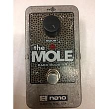 Electro-Harmonix The Mole Bass Booster Bass Effect Pedal
