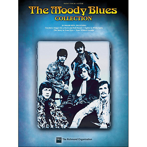 Hal Leonard The Moody Blues Collection PVG