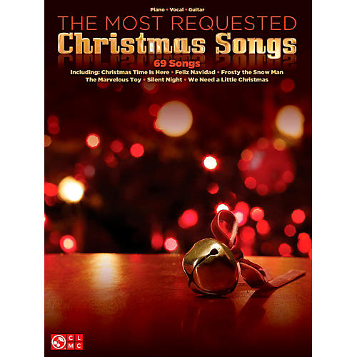 Cherry Lane The Most Requested Christmas Songs for Piano/Vocal/Guitar (P/V/G)-thumbnail