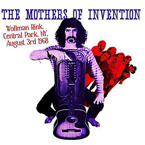 Alliance The Mothers of Invention - Wollman Rink Central Park NY August 3rd 1968