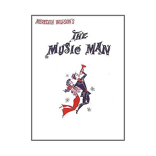 Hal Leonard The Music Man Vocal Score-thumbnail