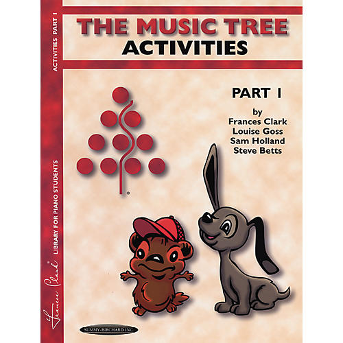 Alfred The Music Tree Activities Book Part 1-thumbnail