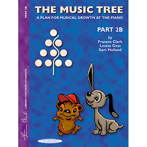 Alfred The Music Tree Student's Book Part 2B-thumbnail