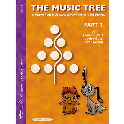 Alfred The Music Tree Student's Book Part 3