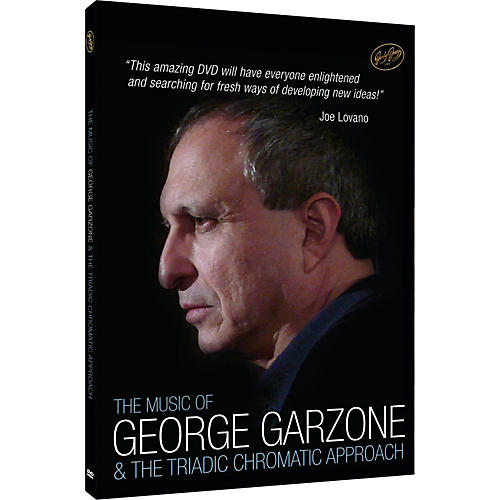 JodyJazz The Music of George Garzone & The Triadic Chromatic Approach DVD-thumbnail