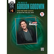 Alfred The Music of Gordon Goodwin Rhythm Section Book & MP3 CD