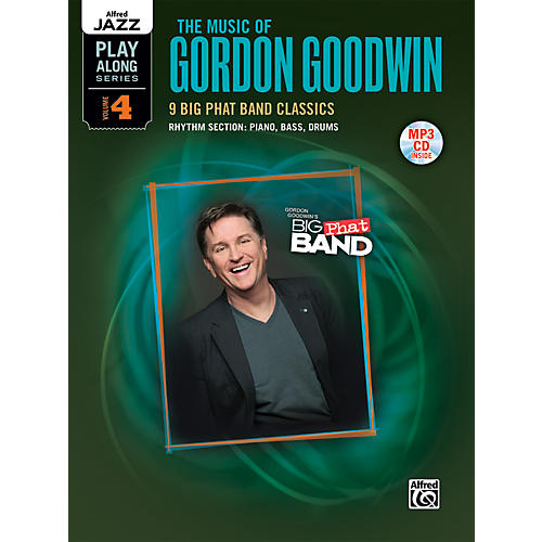 Alfred The Music of Gordon Goodwin Rhythm Section Book & MP3 CD-thumbnail