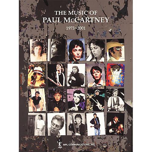 Hal Leonard The Music of Paul McCartney 1973-2001 Piano, Vocal, Guitar Songbook-thumbnail