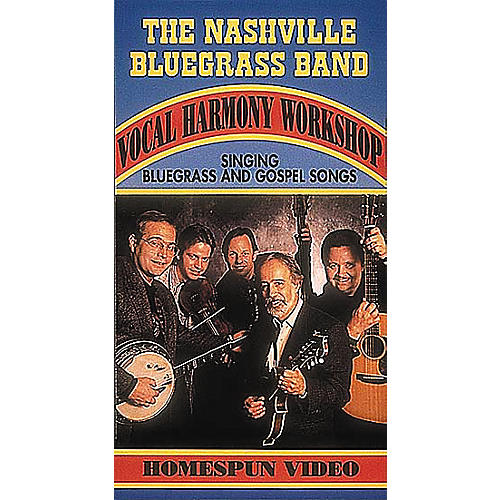 Hal Leonard The Nashville Bluegrass Band - Vocal Harmony Video-thumbnail