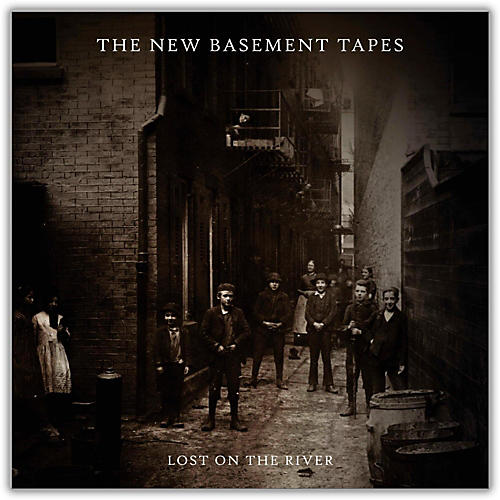 Universal Music Group The New Basement Tapes - Lost on the River Vinyl LP