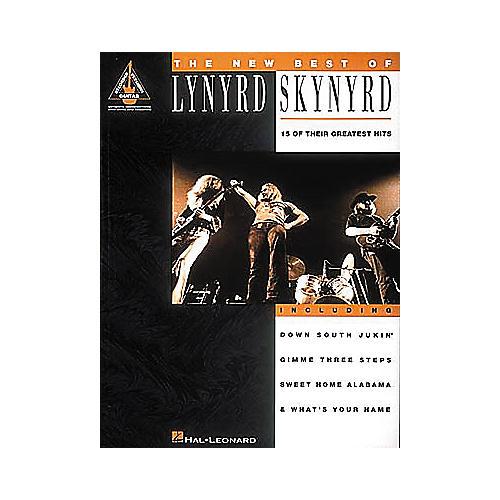 Hal Leonard The New Best Of Lynyrd Skynyrd Guitar Tab Songbook-thumbnail